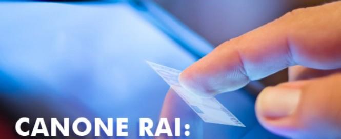 Canone RAI, il 16 maggio termine per presentare la modulistica