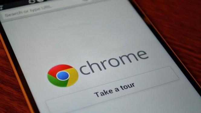 Google Chrome su smartphone e tablet lo usano miliardi di persone