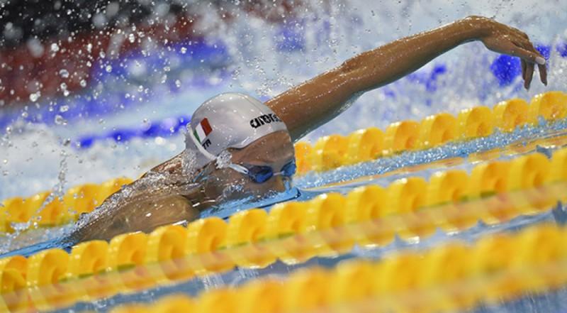 Federica Pellegrini portabandiera dell'Italia alle Olimpiadi Rio 2016