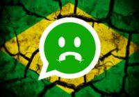 Whatsapp bloccato in Brasile