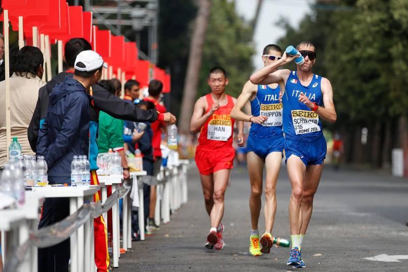 Olimpiadi di Rio: Alex Schwazer vince a Roma e si qualifica