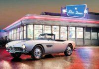 BMW 507 di Elvis Presley