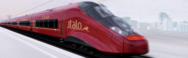 treno italo milano venezia