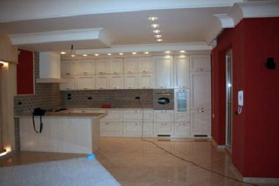 Arredare casa con il cartongesso - Cartongesso per cucine moderne ...