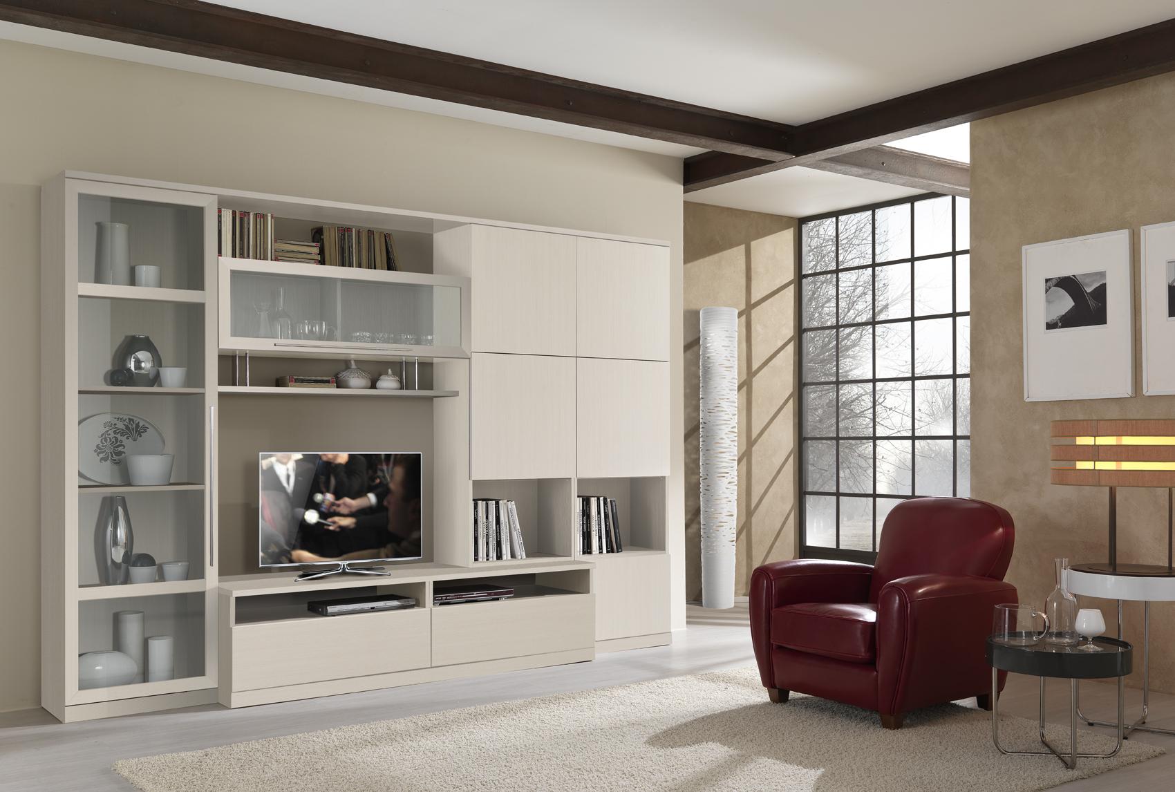 Come arredare un soggiorno in stile classico for Mobili per soggiorno